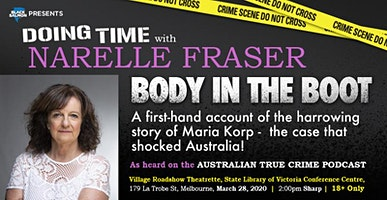 Doing Time with Narelle Fraser - Body in the Boot