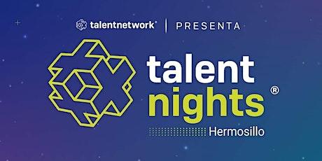 Talent Night Hermosillo 2020 boletos