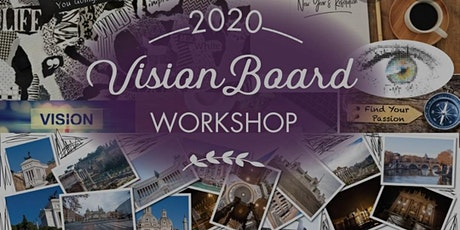 Cultivate Your Vision in 2020 tickets