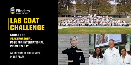 International Women's Day Labcoat Challenge tickets