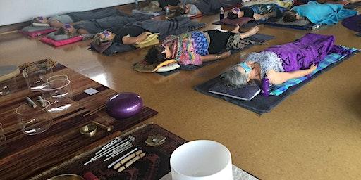 Wed 7pm Sacred Sounds Meditation 8Wk Term