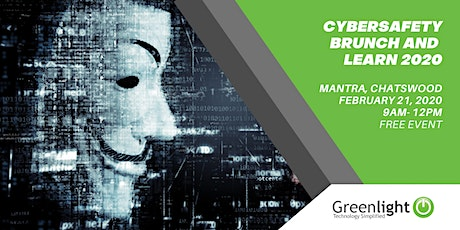 Cybersafety Brunch and Learn 2020 tickets