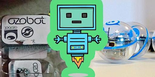 Robotics and coding for kids - Sam Merrifield