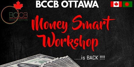 BCCB Ottawa: Money Smart Workshop 2020 tickets