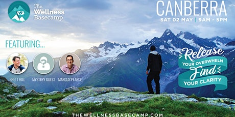 The Wellness Basecamp Canberra tickets