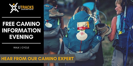 Walk or Cycle the Camino de Santiago | Free Tour Info Night | Melbourne tickets