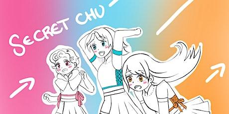 "Secret Chu ""New Leap Forward"" Live tickets"