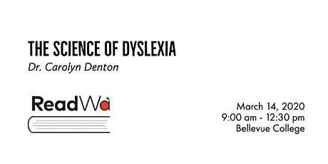 The Science of Dyslexia tickets