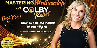 Mastering Mediumship with Colby Rebel