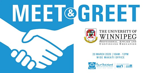 Meet & Greet: The University of Winnipeg (Makati)