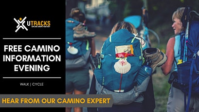 Walk or Cycle the Camino de Santiago | Free Tour Info Night | Canberra tickets