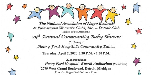 NANBPWC 29th Annual Community Baby Shower