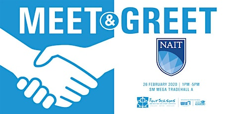 Meet & Greet: Northern Alberta Institute of Technology (Metro Manila) tickets