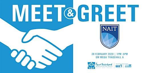 Meet & Greet: Northern Alberta Institute of Technology (Metro Manila)