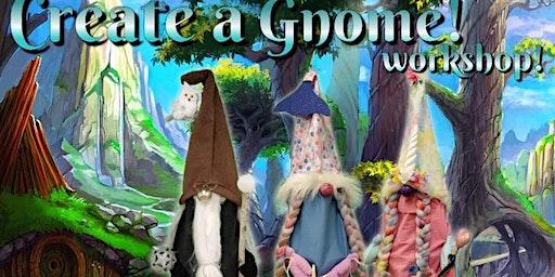 Parent & Me Gnome Craft Class