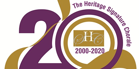 The Heritage Signature Chorale 20th Anniversary Concert tickets