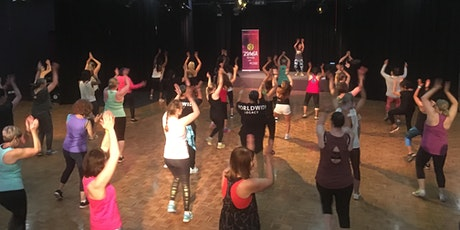 Saturday Morning Zumba with Rose tickets