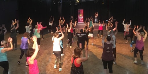 Saturday Morning Zumba with Rose