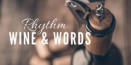 Tammaka Staley Presents An Evening of Rhythm, Wine & Words