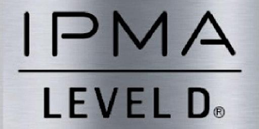 IPMA – D 3 Days Training in Dublin City