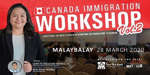 Canada Immigration Workshop - MALAYBALAY