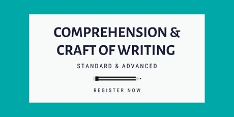 HSC English Workshop: Comprehension & Craft of Writing tickets