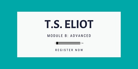 HSC English Workshop: T.S. Eliot (Module B) tickets