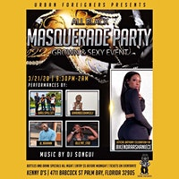 """Urban Foreigners  """" All Black"""" Masquerade Party"""