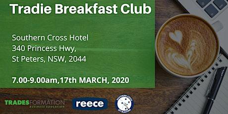 Tradie Breakfast Club tickets