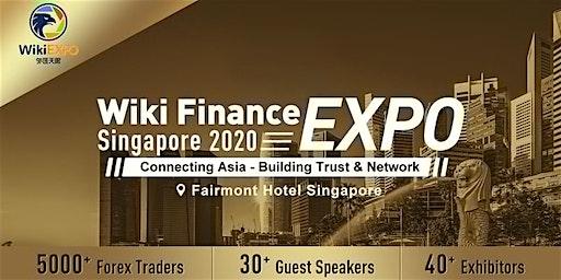 Wiki Finance EXPO Singapore 2020