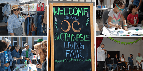 POSTPONED - Sustainable Living Fair 2020 (New Date TBD) tickets