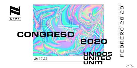 CONGRESO NEOS 2020 | UNIDOS entradas