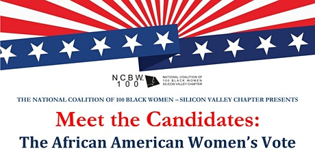 NCBW-SVC's Meet the Candidates Forum tickets