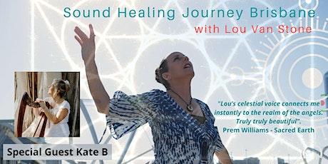 Lou Van Stone Sound Healing Journey Brisbane tickets