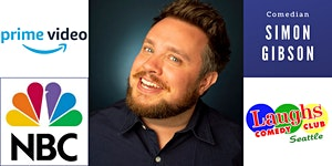 Comedian Simon Gibson