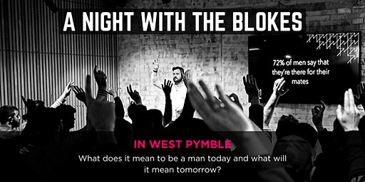 Tomorrow Man - A Night With The Blokes in West Pymble