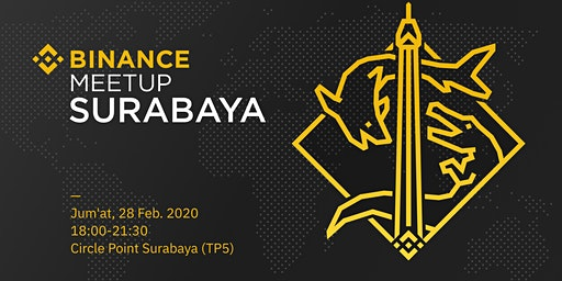 Binance Surabaya Meetup