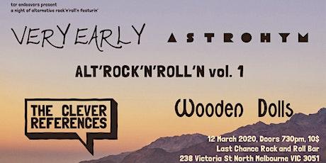 Alt'Rock'n'Roll'n Vol. 1 tickets