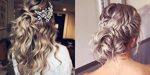 Wedding Hair Class