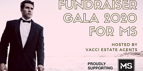 Fundraiser Gala 2020 for MS tickets