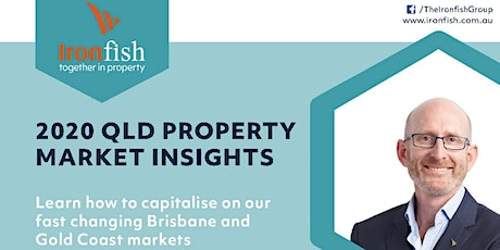 2020 QLD Property Market Insights tickets