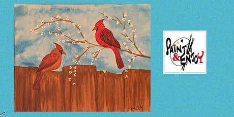 """Paint and Enjoy for a good Cause """"Jacobus Fire Co"""" tickets"""
