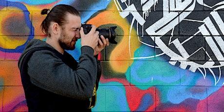 Beyond the Basics – Intermediate DSLR Photography tickets