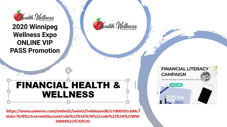 Financial Wellness at the RBC Convention Center