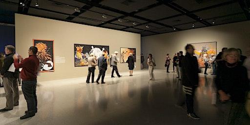 John Curtin Gallery Indigenous Art Tour