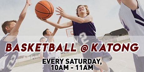 Basketball, Soccer and Multi-Sports for Kids - Weekends at Katong tickets