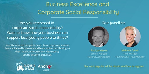 Business Excellence and Corporate Social Responsibility