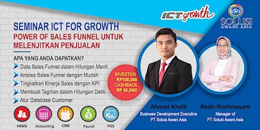 {PAID EVENT} Seminar CRM: Power of Sales Funnel untuk Melejitkan Penjualan