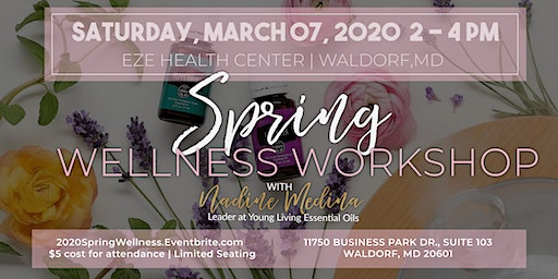 Spring Wellness Workshop