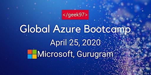 Global Azure Bootcamp 2020